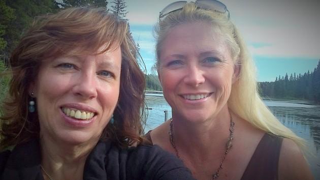 Gail Kesslar and Barb Levorson of GoHere Destinations