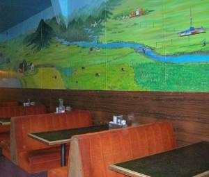 Jack's Cafe Eastend, Saskatchewan