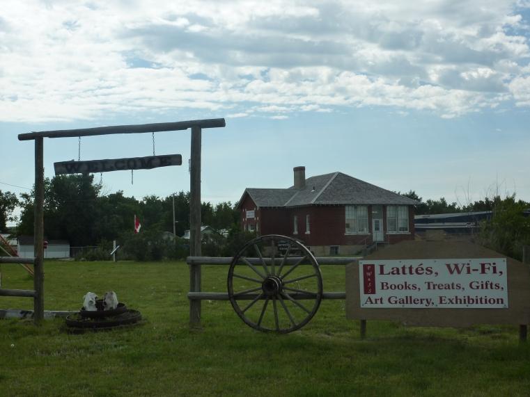 Prairie Wind & Silver Sage - Val Marie