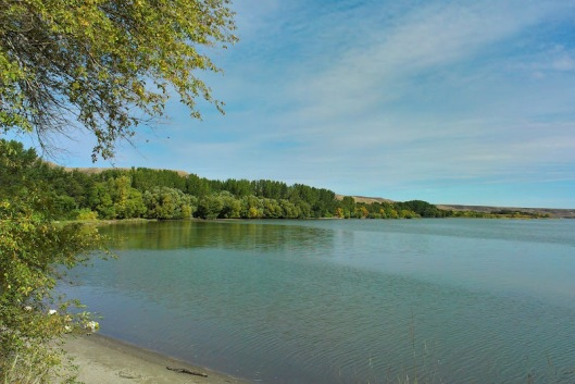 Fall Camping At Sask Landing Provincial Park By Shanon Armstrong Gohere Destinations