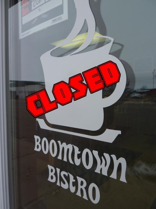Boomtown Bistro - Shaunavon