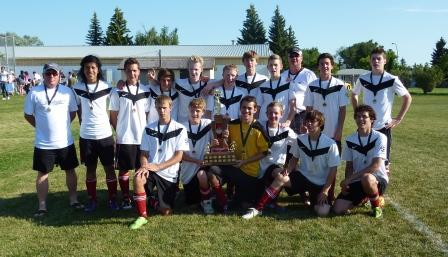 Swift Current United Soccer